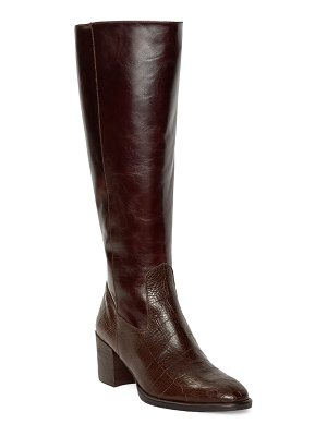 ETIENNE AIGNER tessa leather boot