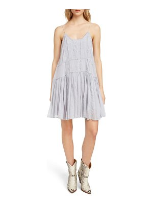 Etoile Isabel Marant amelie drop waist dress