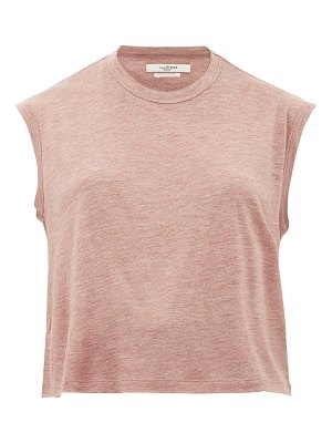Etoile Isabel Marant anette jersey tank top