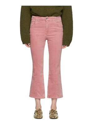 Etoile Isabel Marant pink anyree trousers