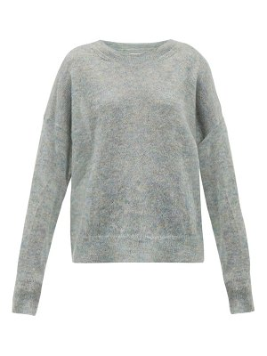 Etoile Isabel Marant cliftony mohair blend sweater