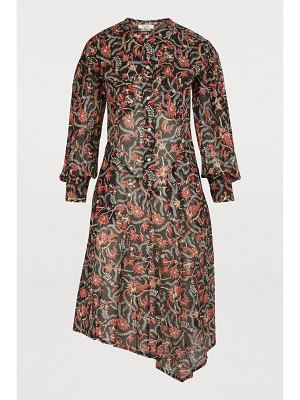 Etoile Isabel Marant Elka cotton dress