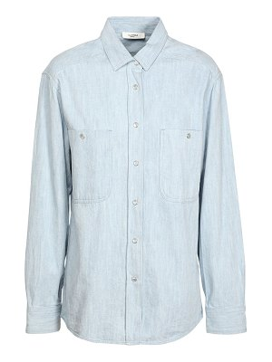 Etoile Isabel Marant Galisea cotton chambray shirt