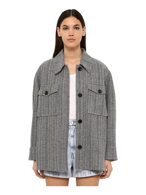 Etoile Isabel Marant Garvey virgin wool jacket