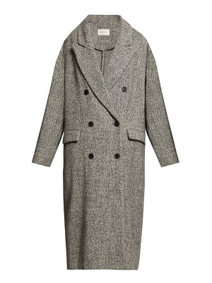 Etoile Isabel Marant habra double breasted overcoat