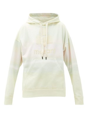 Etoile Isabel Marant mansel cotton-blend hooded sweatshirt