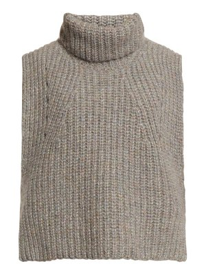 Etoile Isabel Marant megan sleeveless roll neck top