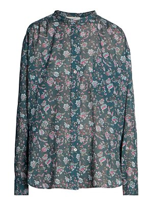 Etoile Isabel Marant mexica printed button-up blouse