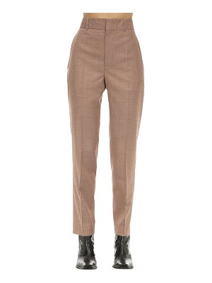 Etoile Isabel Marant Nelson straight leg virgin wool pants