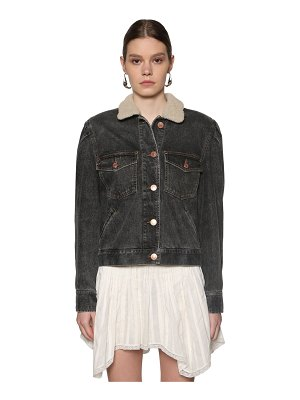 Etoile Isabel Marant Nolinea cotton denim jacket