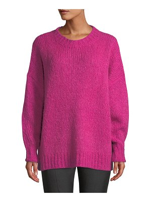 Etoile Isabel Marant Sayers Crewneck Pullover Sweater