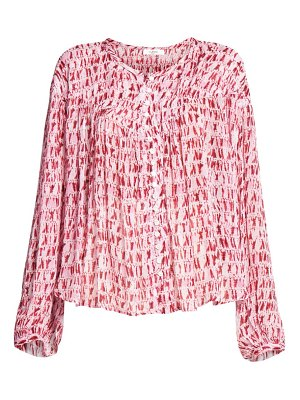 Etoile Isabel Marant sorionea printed blouse