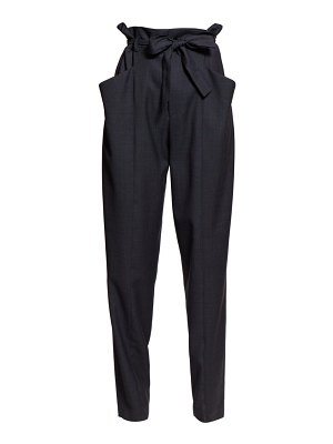 Etoile Isabel Marant vittoria paperbag-waist tailored trousers