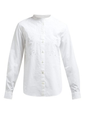 Etoile Isabel Marant willo embroidered cotton shirt