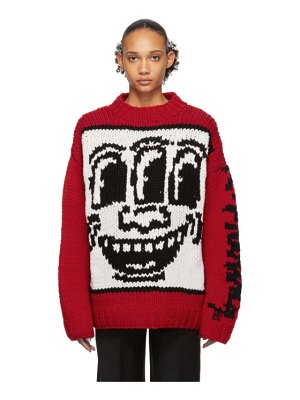 Etudes keith haring edition andy sweater