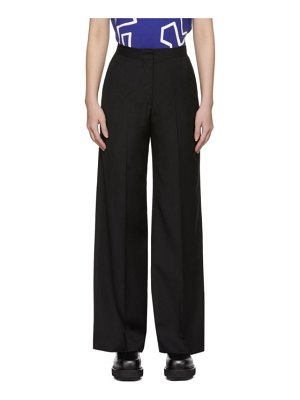Etudes wool transition trousers
