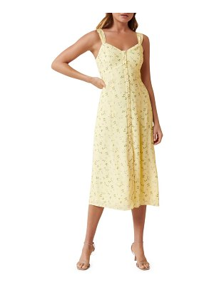 EVER NEW frankie button front sundress