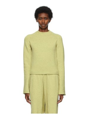 Extreme Cashmere green n°152 cherie sweater