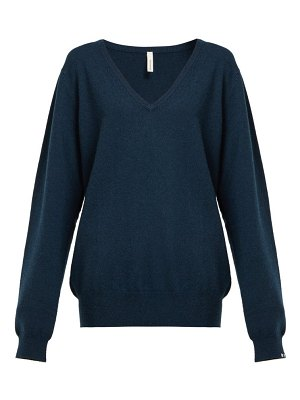 Extreme Cashmere n°89 be nice oversized stretch cashmere sweater