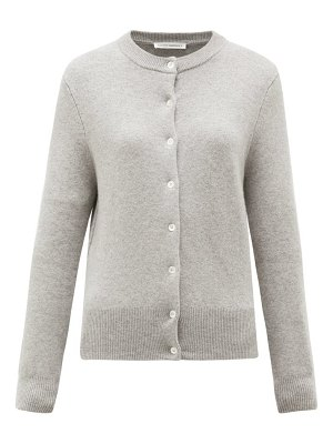 Extreme Cashmere no. 99 little stretch-cashmere cardigan