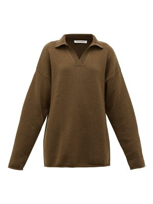 Extreme Cashmere no.101 jules cashmere blend sweater