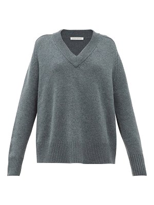 Extreme Cashmere no.124 vital stretch-cashmere sweater