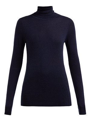 Extreme Cashmere no.96 breeze roll-neck cashmere sweater