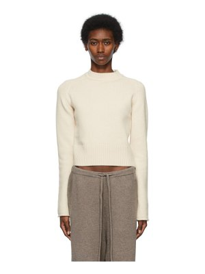 Extreme Cashmere off-white n°152 cherie sweater