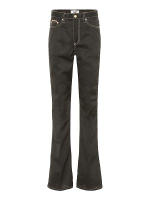 Eytys oregon cali high-rise flared jeans