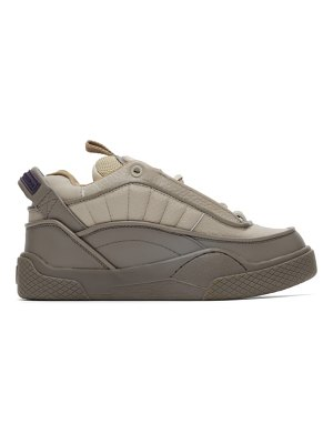 Eytys taupe harmony sneakers