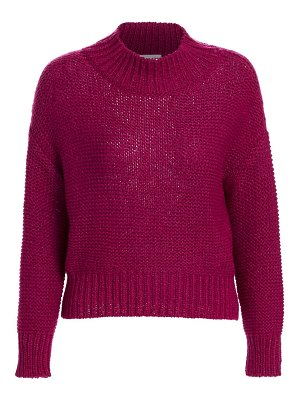 Fabiana Filippi wool-blend mockneck sweater