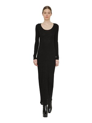 Faith Connexion Long stretch  jersey dress