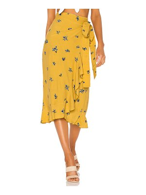 FAITHFULL THE BRAND Celeste Skirt
