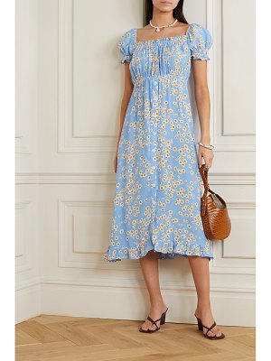 FAITHFULL THE BRAND ina floral-print crepe midi dress