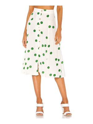 FAITHFULL THE BRAND Marin Skirt