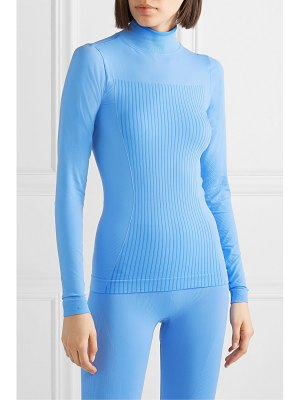 FALKE Ergonomic Sport System stretch-knit turtleneck top