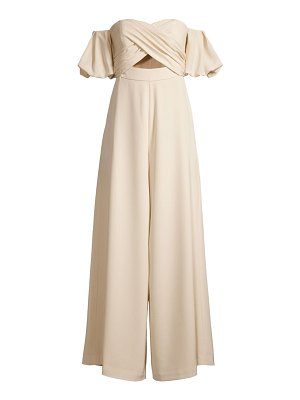 Fame and Partners caro wide-leg jumpsuit