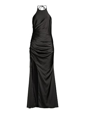 Fame and Partners the ashe halter dress