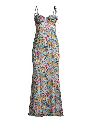 Fame and Partners the elham mermaid dress