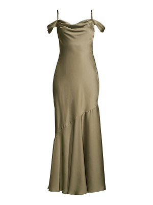 Fame and Partners the leanna sheen evening dress