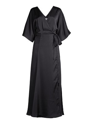 Fame and Partners the leiah wrap dress