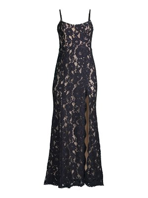 Fame and Partners the lucienne lace dress