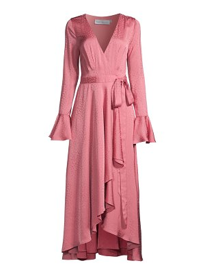 Fame and Partners the maude wrap dress