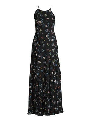 Fame and Partners the york floral gown