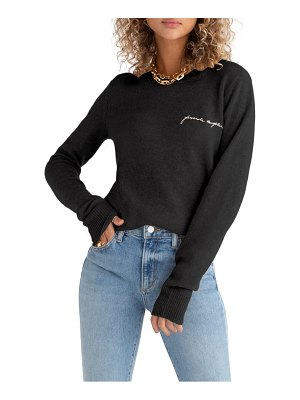 FAVORITE DAUGHTER cashmere sweater