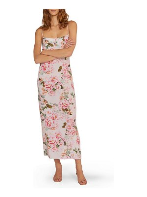 FAVORITE DAUGHTER the one that got away floral slipdress