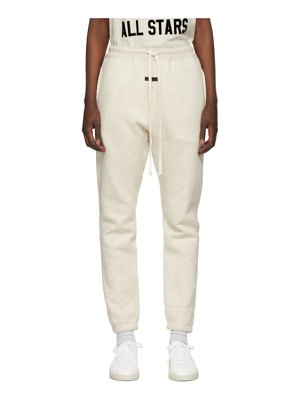 Fear of God off-white 'the vintage' lounge pants