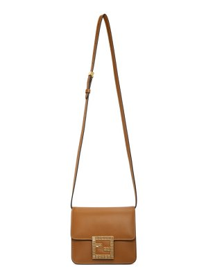 Fendi brown forever  fab bag