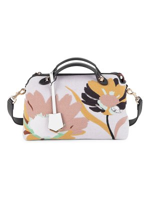 Fendi by the way psychedelic floral satchel