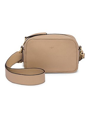 Fendi camera leather crossbody bag